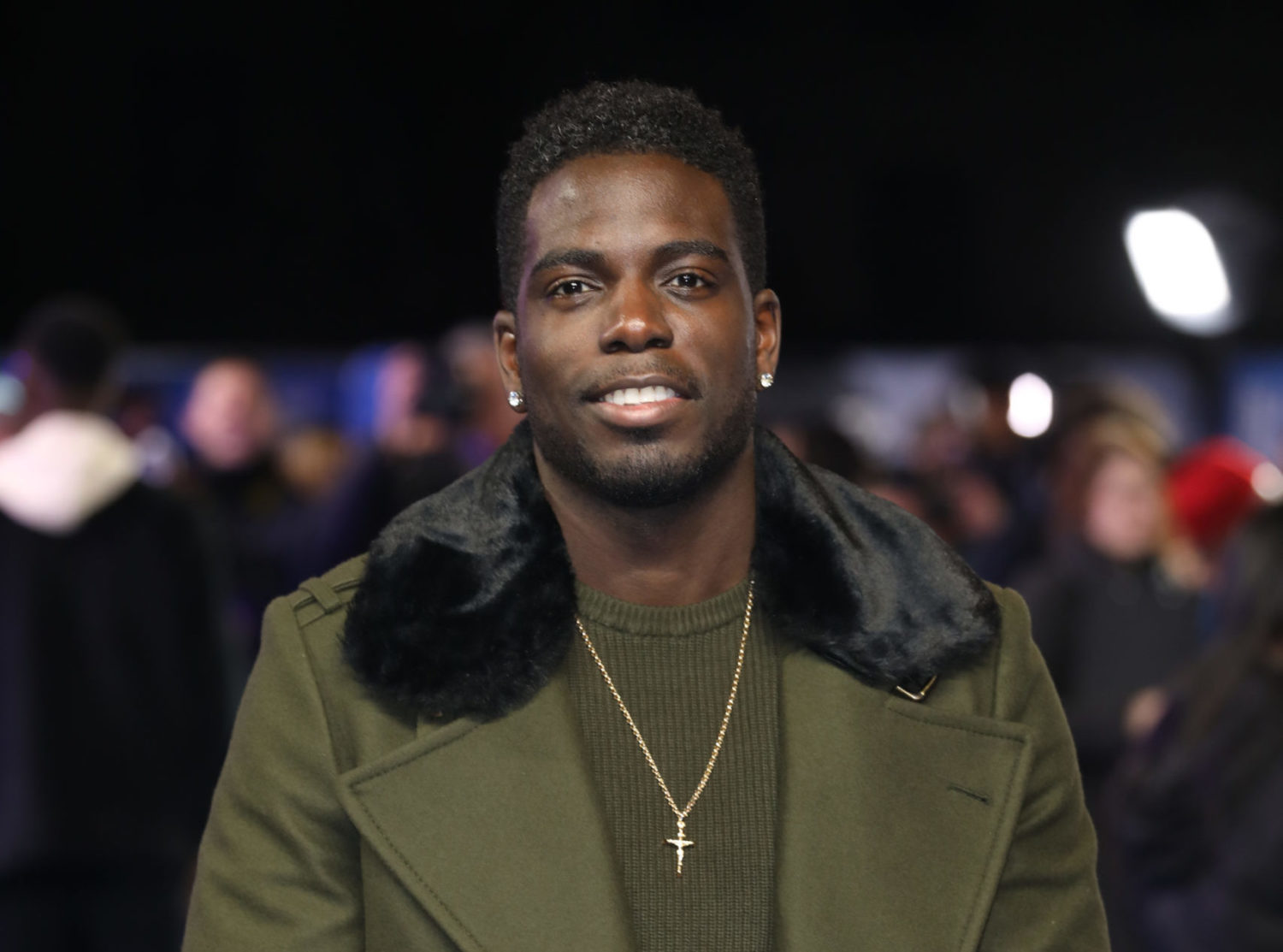 Love Island's Marcel Somerville reveals he 'nearly died' after coronavirus hospital dash