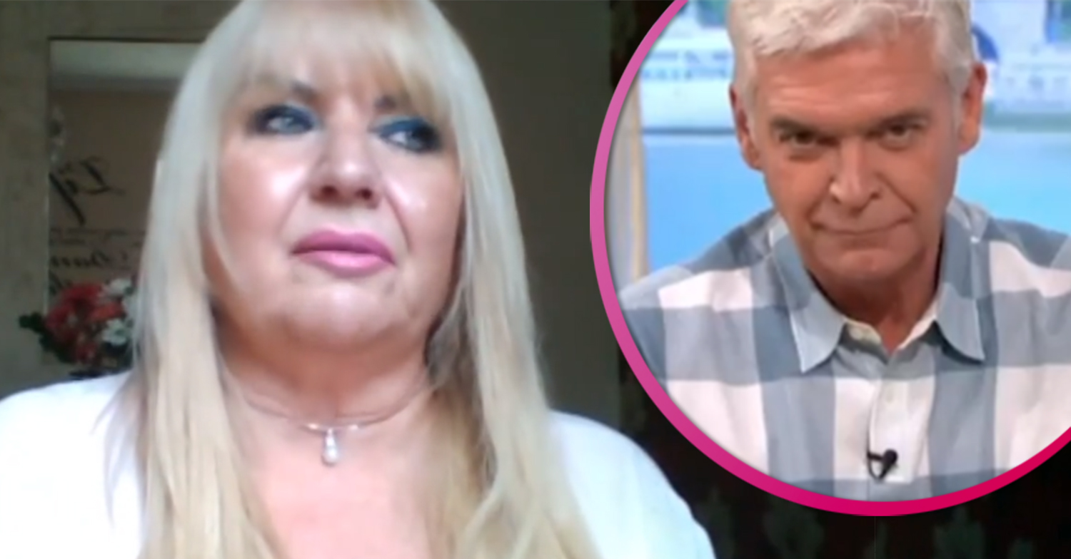 Phillip Schofield stunned by cougar gran's comment about his sex life on This Morning