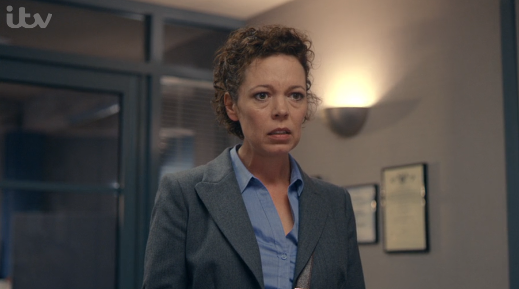 Olivia Colman in Broadchurch