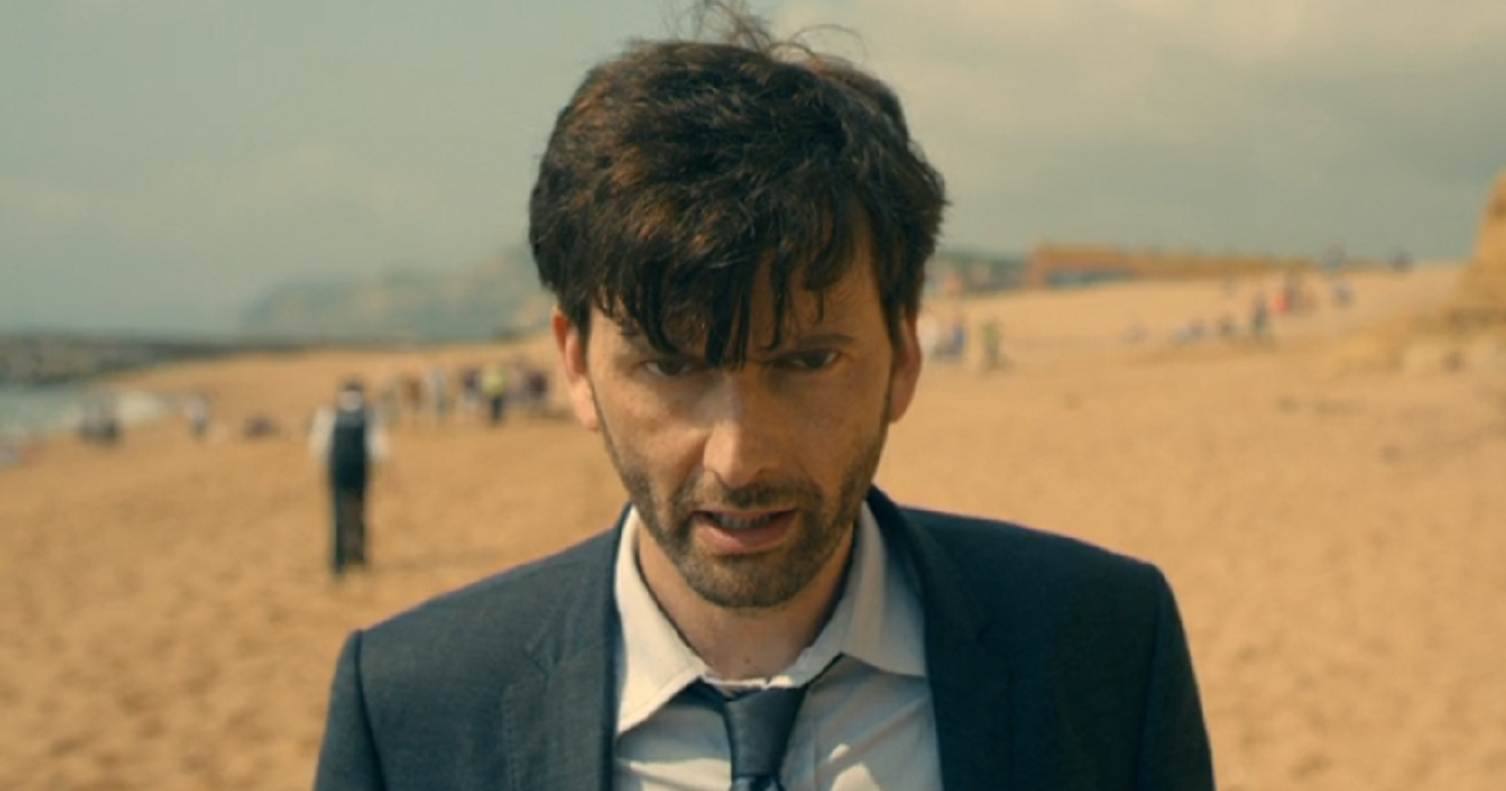 Broadchurch: Viewers wound up by 'atrocious' accents in otherwise 'brilliant' drama as it returns for repeats