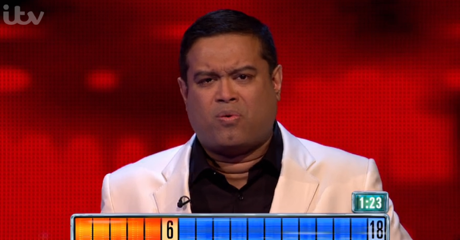 The Chase: Viewers shocked by Paul Sinha's performance