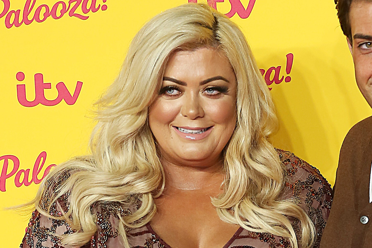 Gemma Collins would 'love to have a child' in her 40s after three-stone weight loss