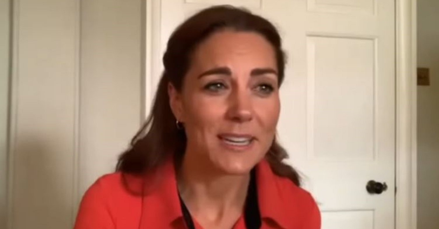 Kate Middleton sparks a backlash as her video is branded a 'PR stunt'