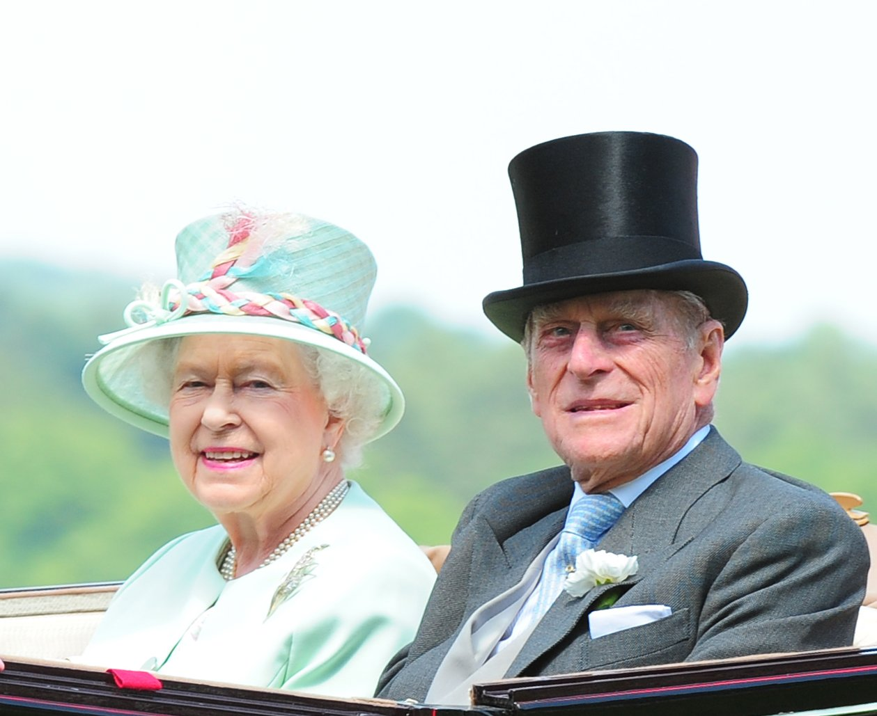 Prince Phillip SplashNews