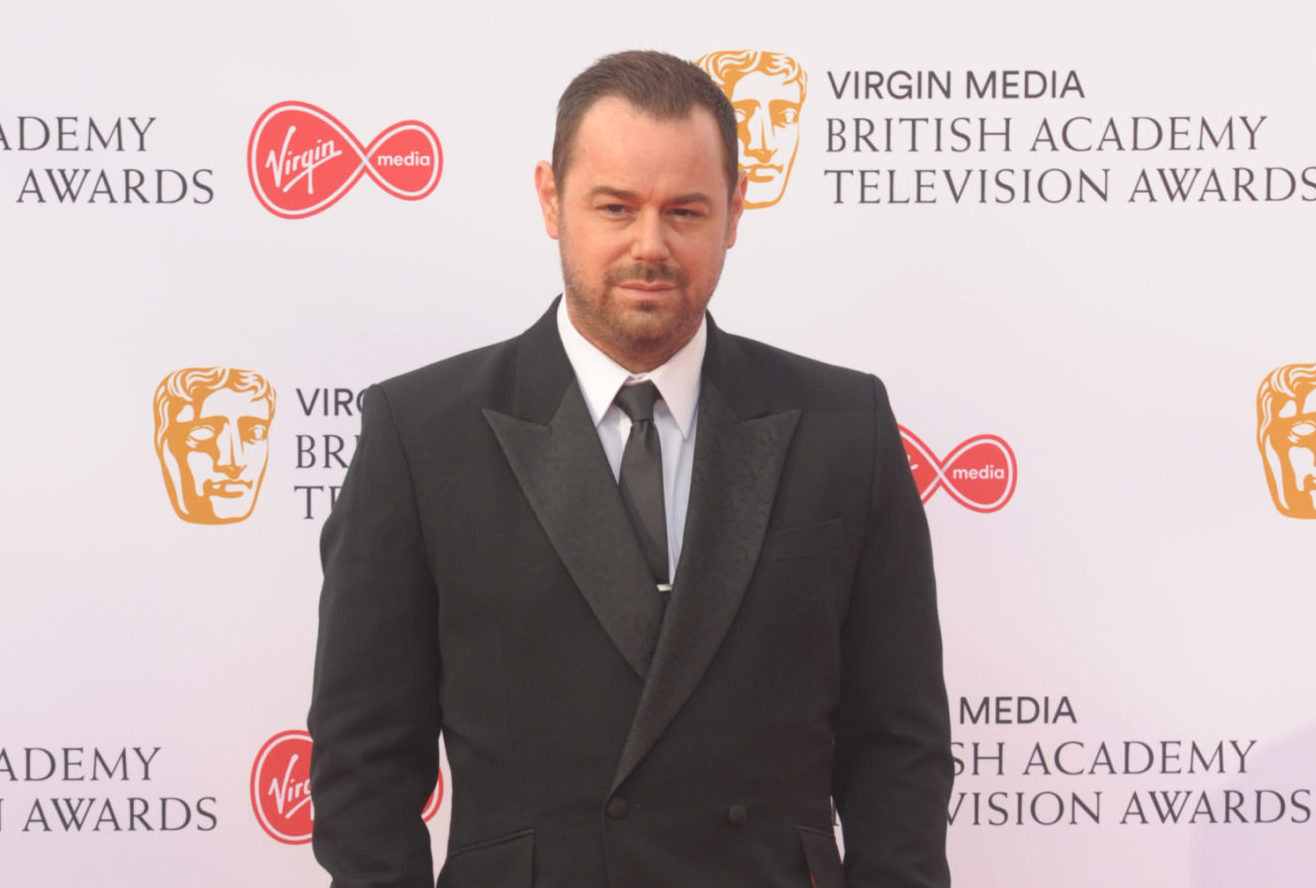 Danny Dyer's grandmother rushed to hospital with pneumonia