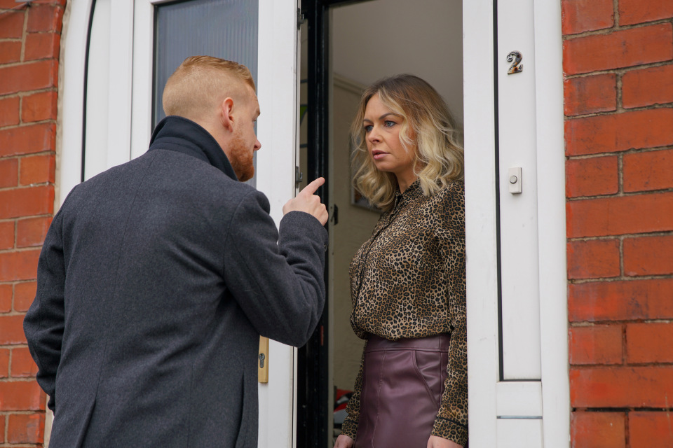 Who is Laura in Coronation Street?
