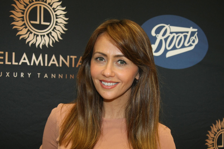 Coronation Street star Samia Longchambon shows off '80s hair' in lockdown