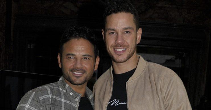 Ryan Thomas and Scott Thomas