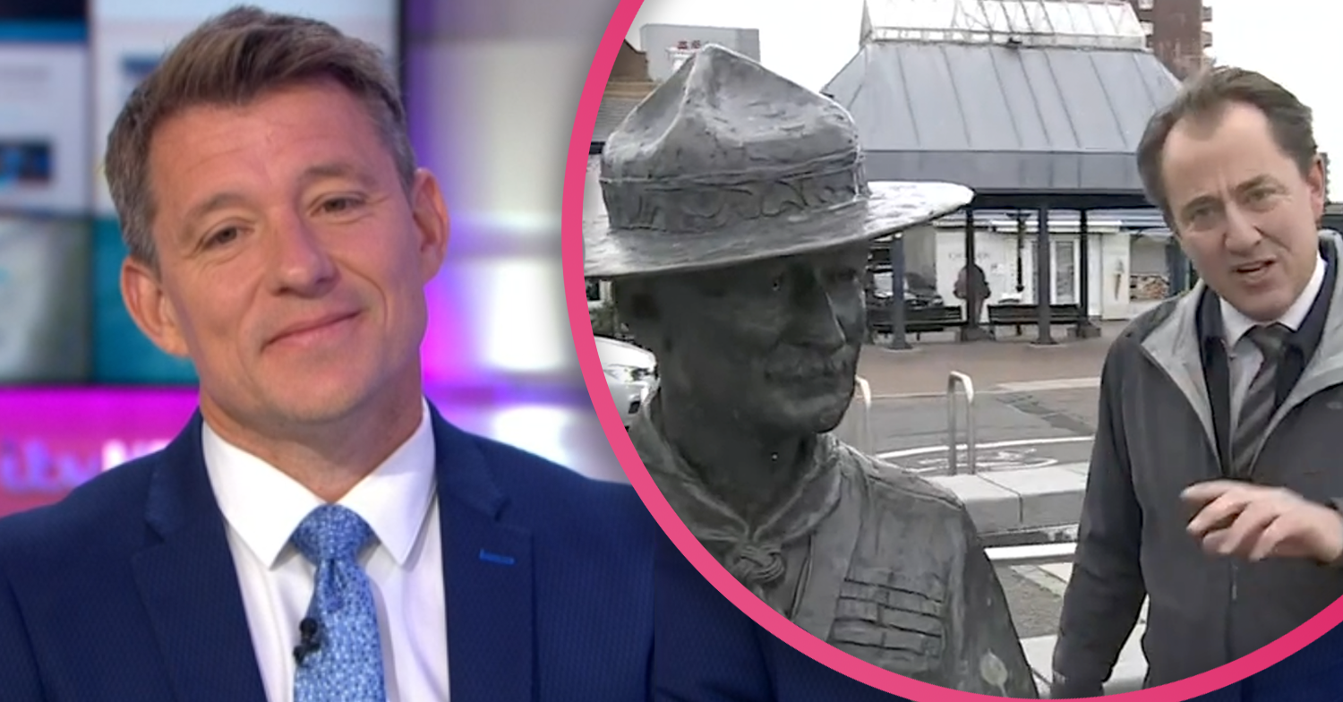 Robert Baden-Powell statue removal sparks furious debate on Good Morning Britain