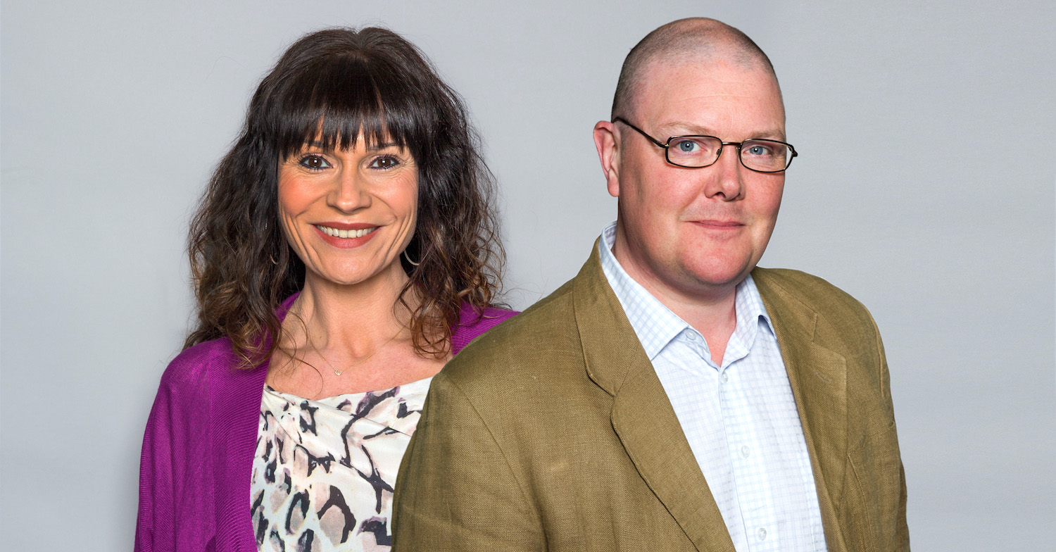 Emmerdale fans have mixed reaction to Chas and Paddy's lockdown episode