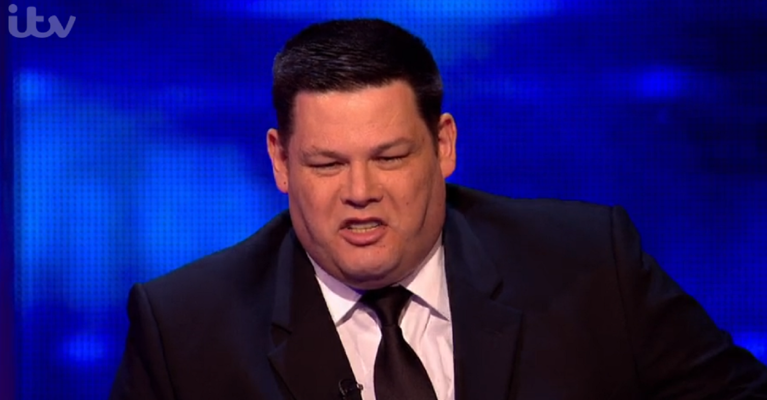 The Chase: Mark Labbett slams contestant for 'insulting' Jenny Ryan comment