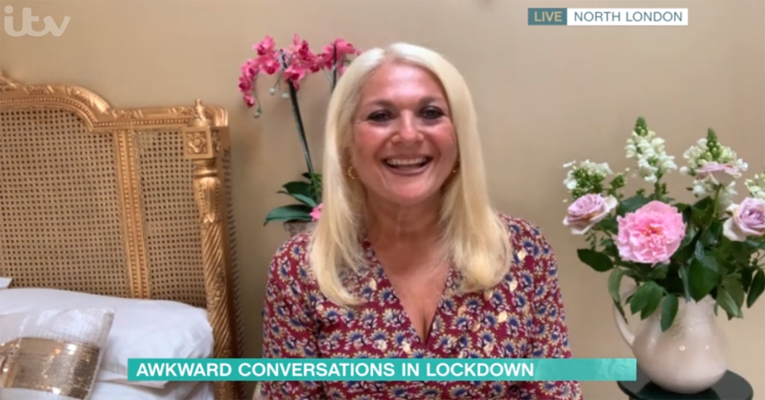 This Morning fans grossed out as Vanessa Feltz spills details on her sex life