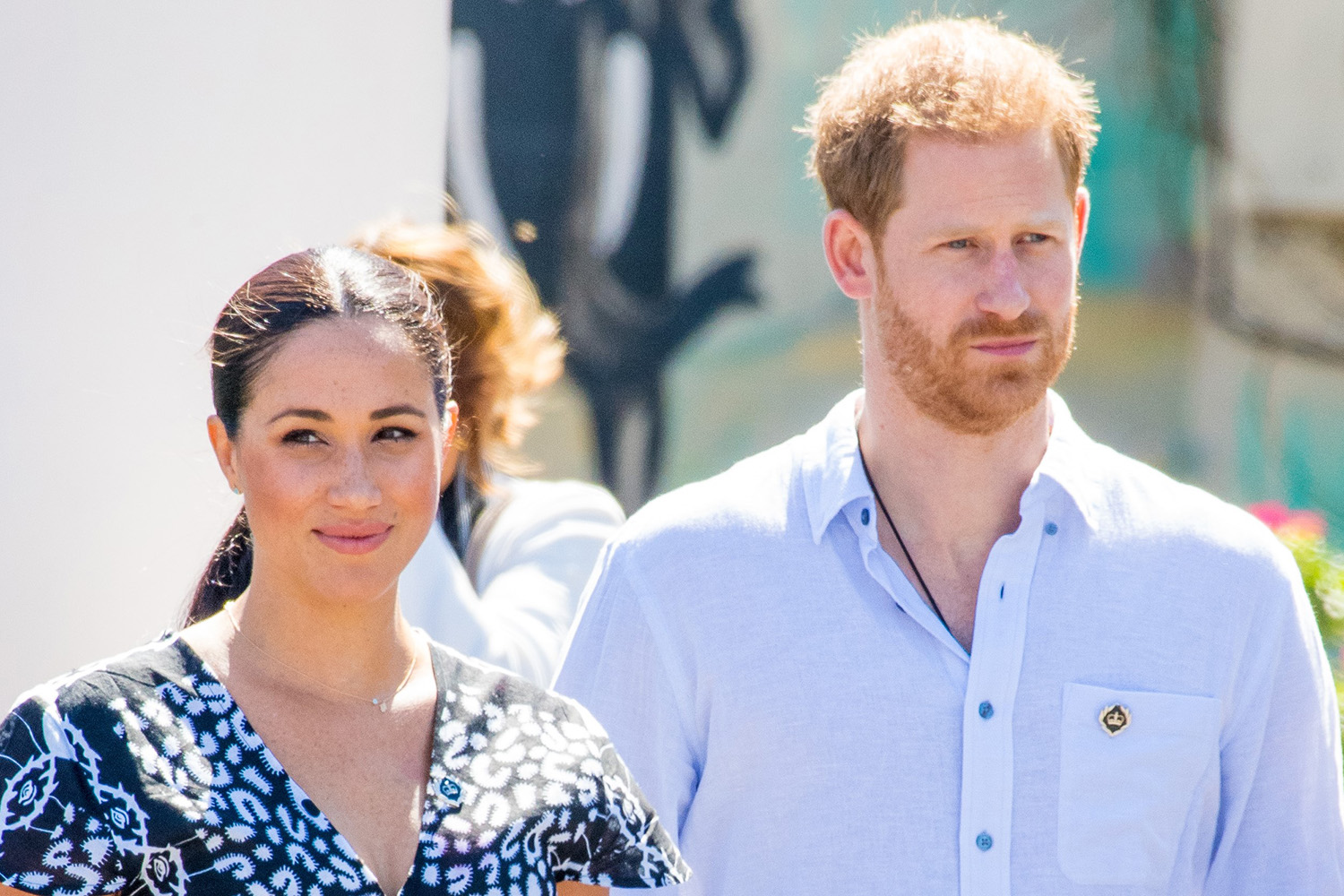 Meghan and 'deeply unhappy' Harry 'spoke about quitting royal life before they got married'