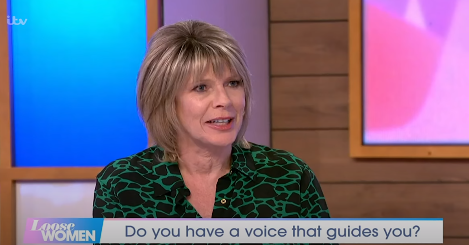 Ruth Langsford remembers late sister on Loose Women