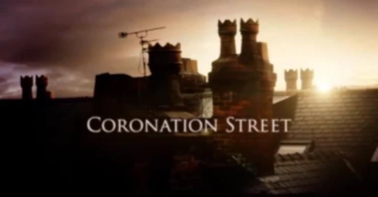Coronation Street dead body