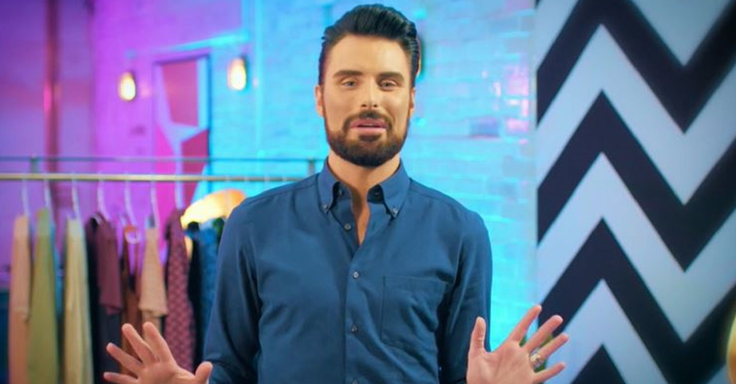 You Are What You Wear: Viewers mock 'horrible' outfit in Rylan Clark-Neal's new BBC show