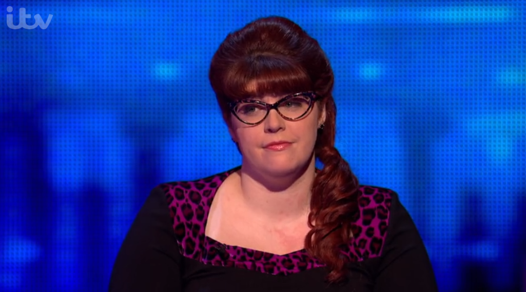 Jenny Ryan in The Chase