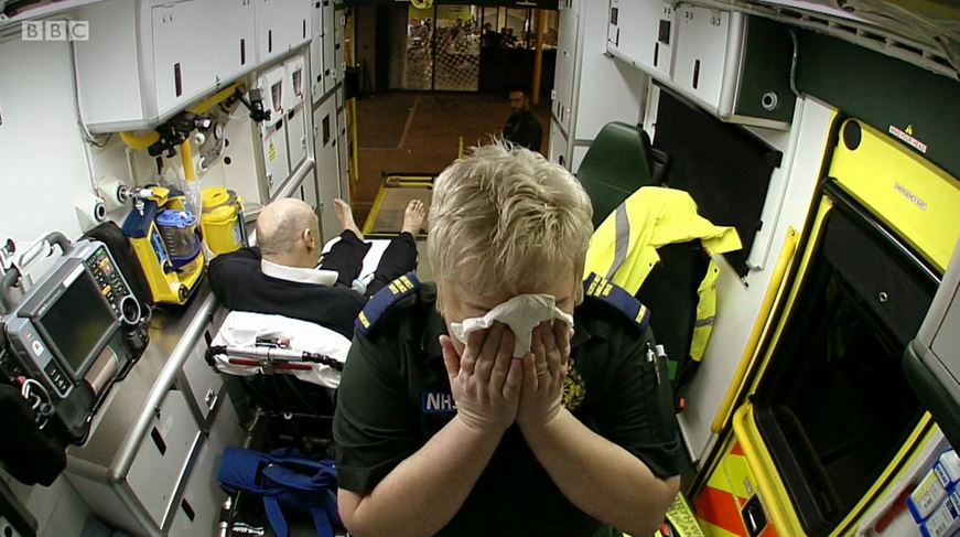 Ambulance on BBC One