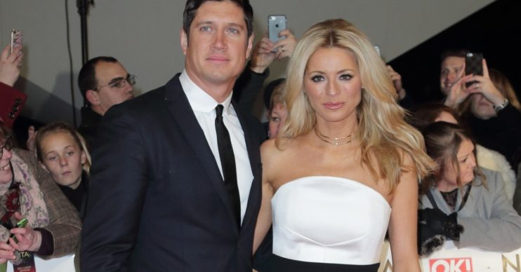 Page Three: The Naked Truth: Rhian Sugden cries over Vernon Kay scandal