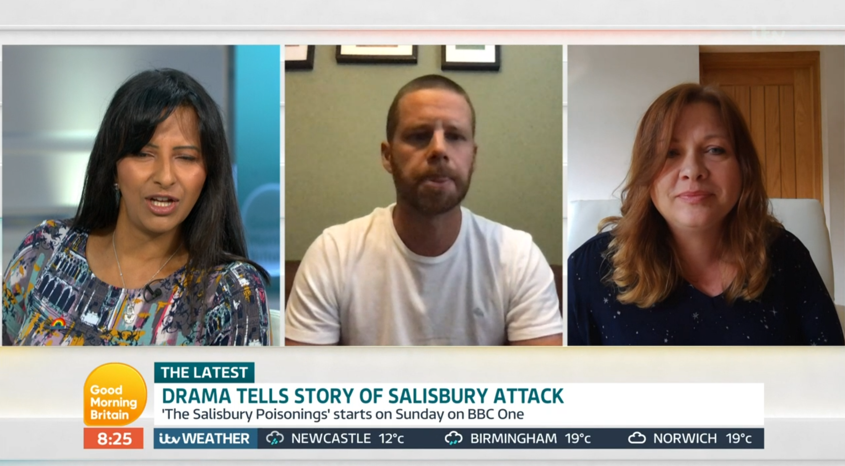Did DS Nick Bailey survive the Salisbury poisonings?