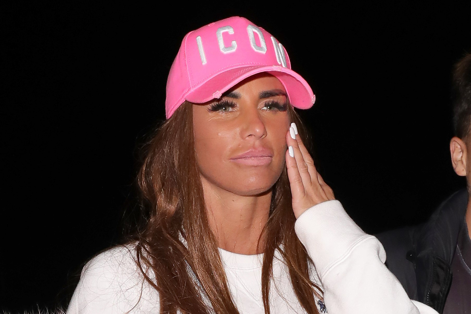 Katie Price pays tribute to her ex-husband Peter Andre on Father's Day