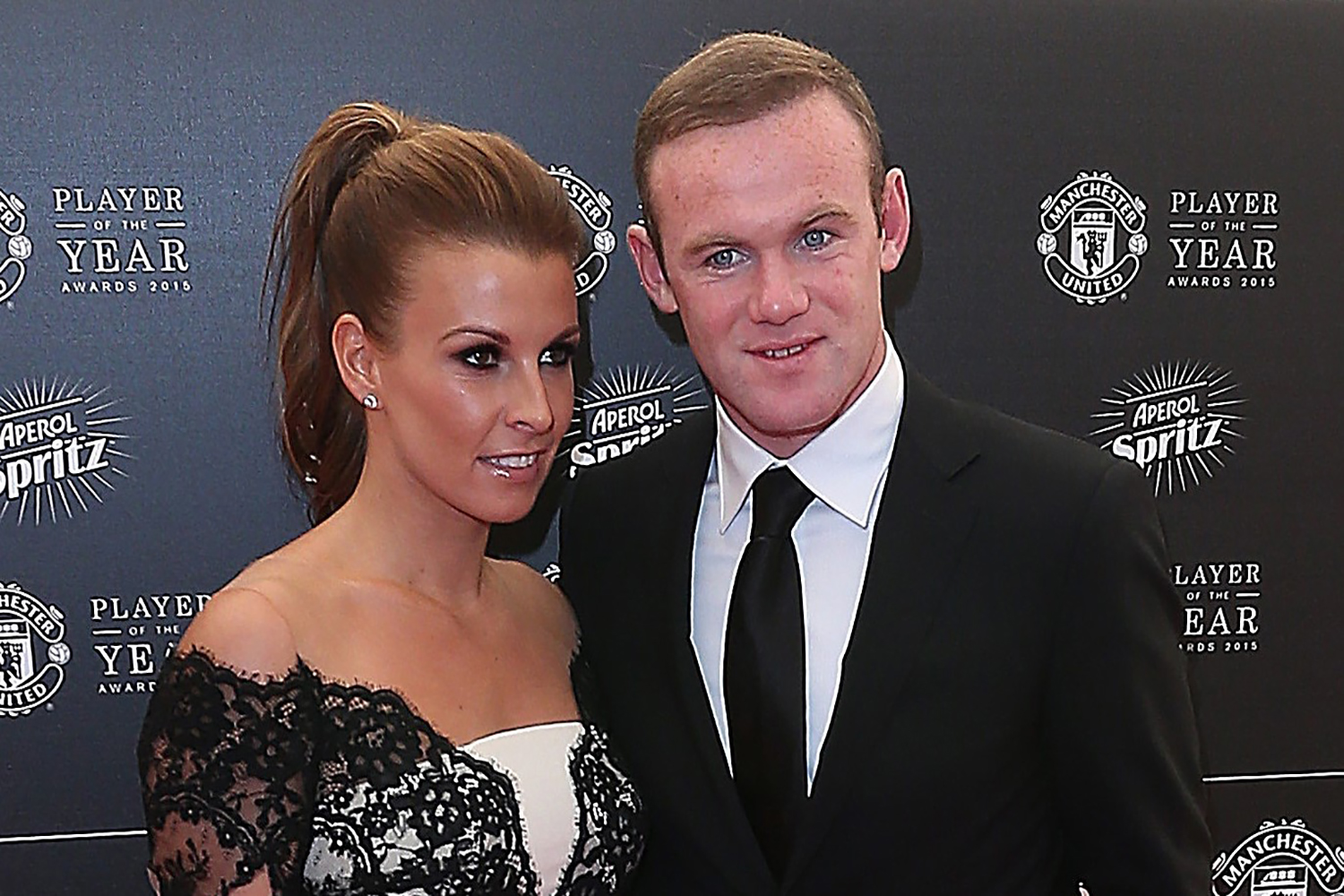 Coleen Rooney shares wedding photo to celebrate 12th anniversary with husband Wayne
