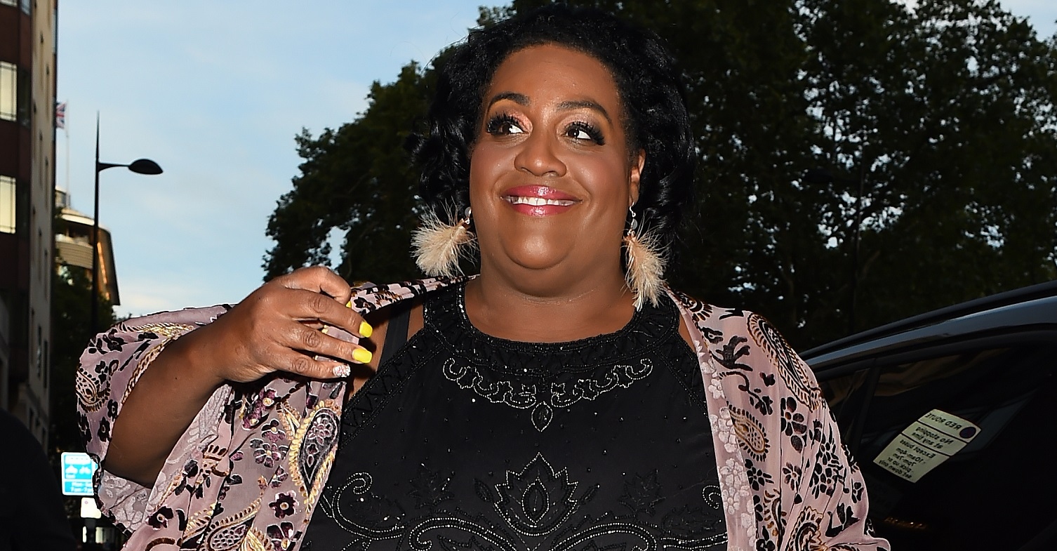Alison Hammond thanks fans for their support after death of her dad