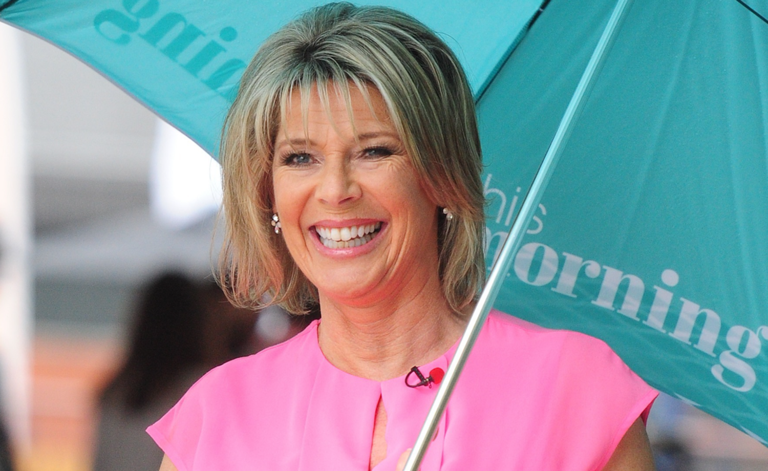 Ruth Langsford 'hasn't changed in 20 years', say fans as she shares throwback picture