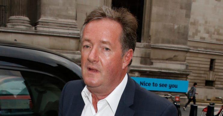 Piers Morgan Kate Garraway