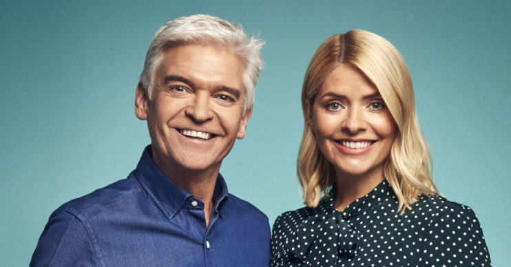 This Morning Holly Willoughby Phillip Schofield return