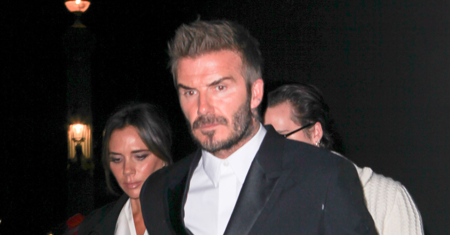 David Beckham wins dispute with neighbour over added security at Cotswolds estate