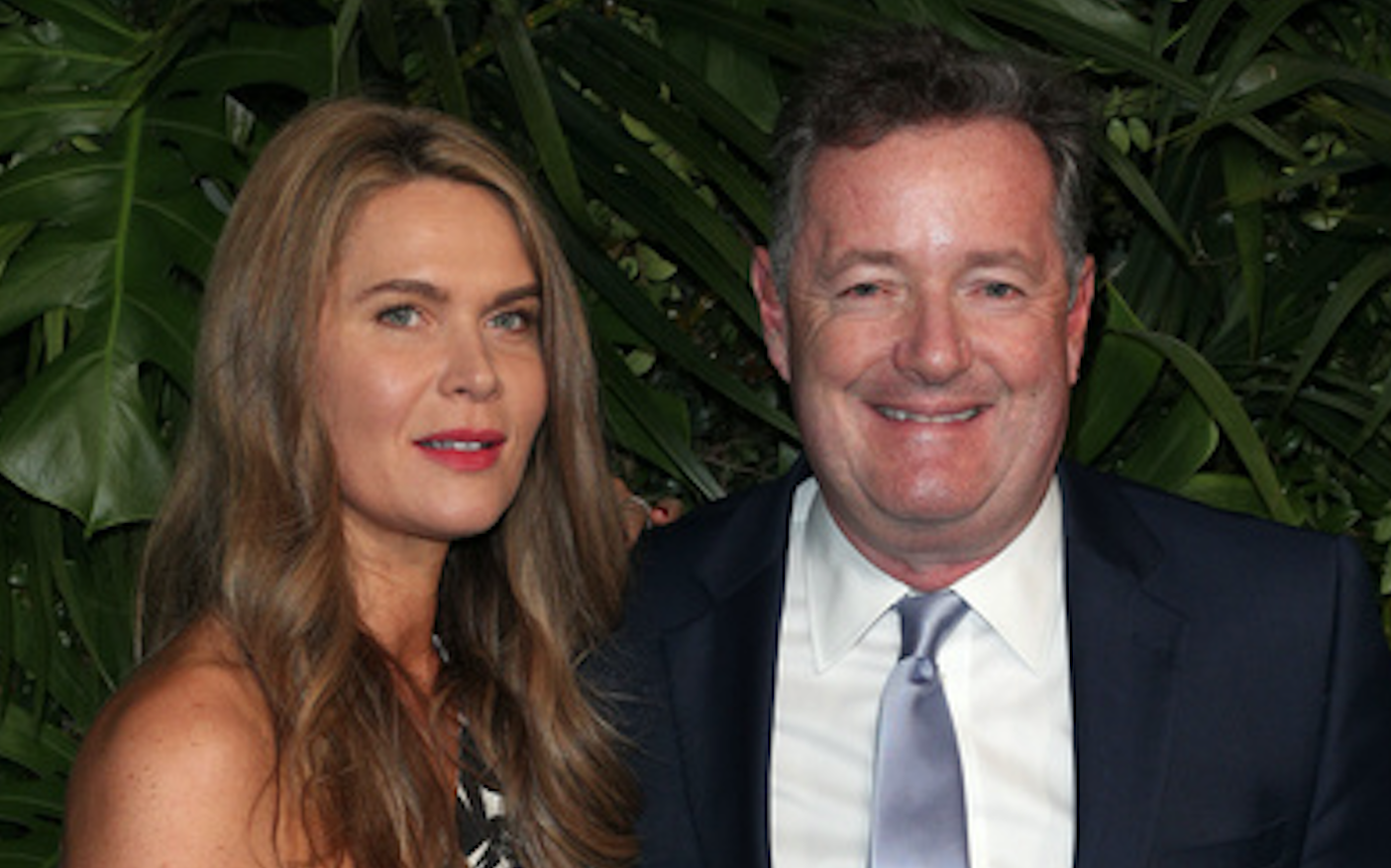 Piers Morgan Celia Walden