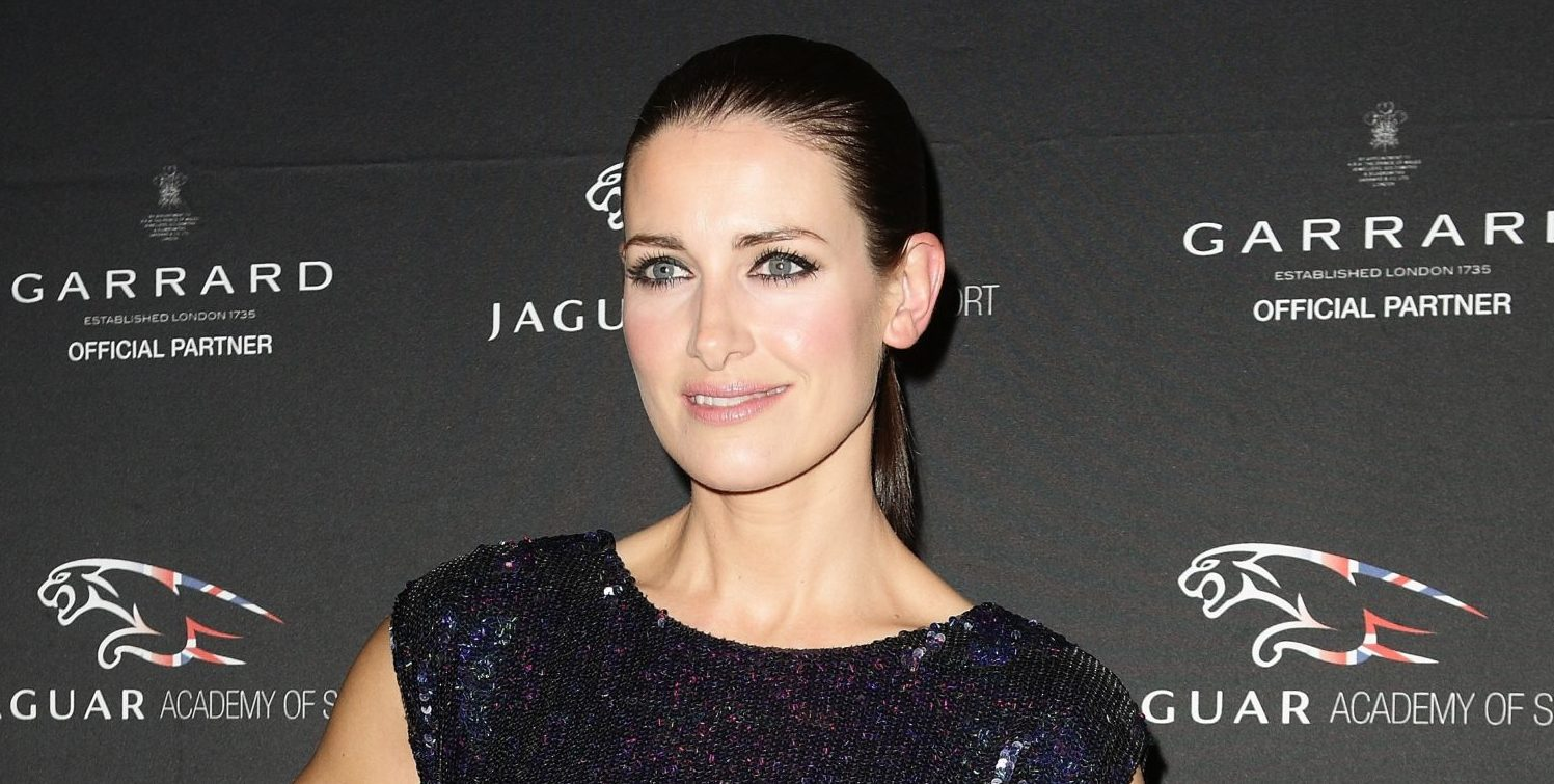 Kirsty Gallacher says 'divorce from husband left her with PTSD'