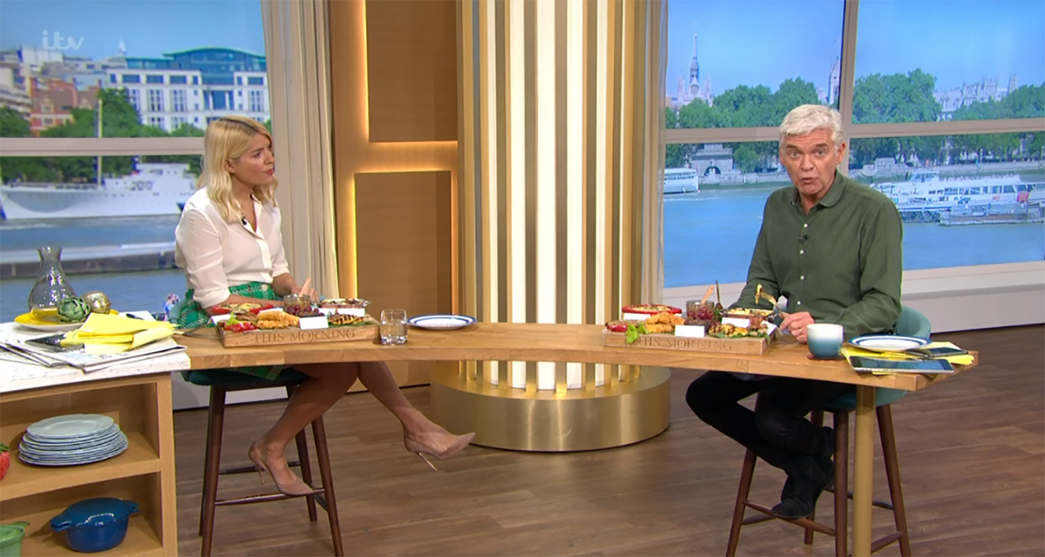 This Morning in 'utter chaos' as guest fails to turn up on time