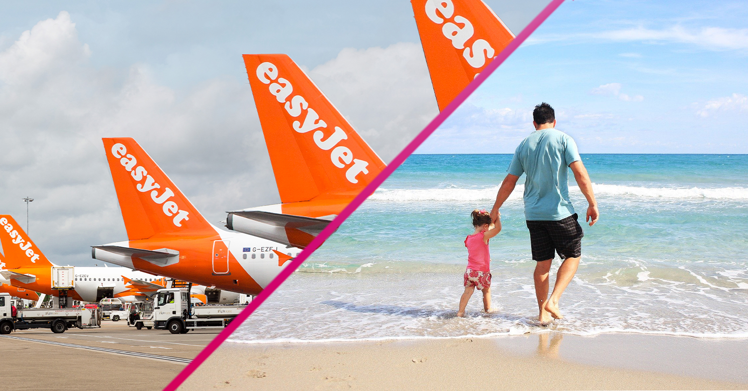 EasyJet resumes flights TODAY as Spain reveals when it'll let Brits visit