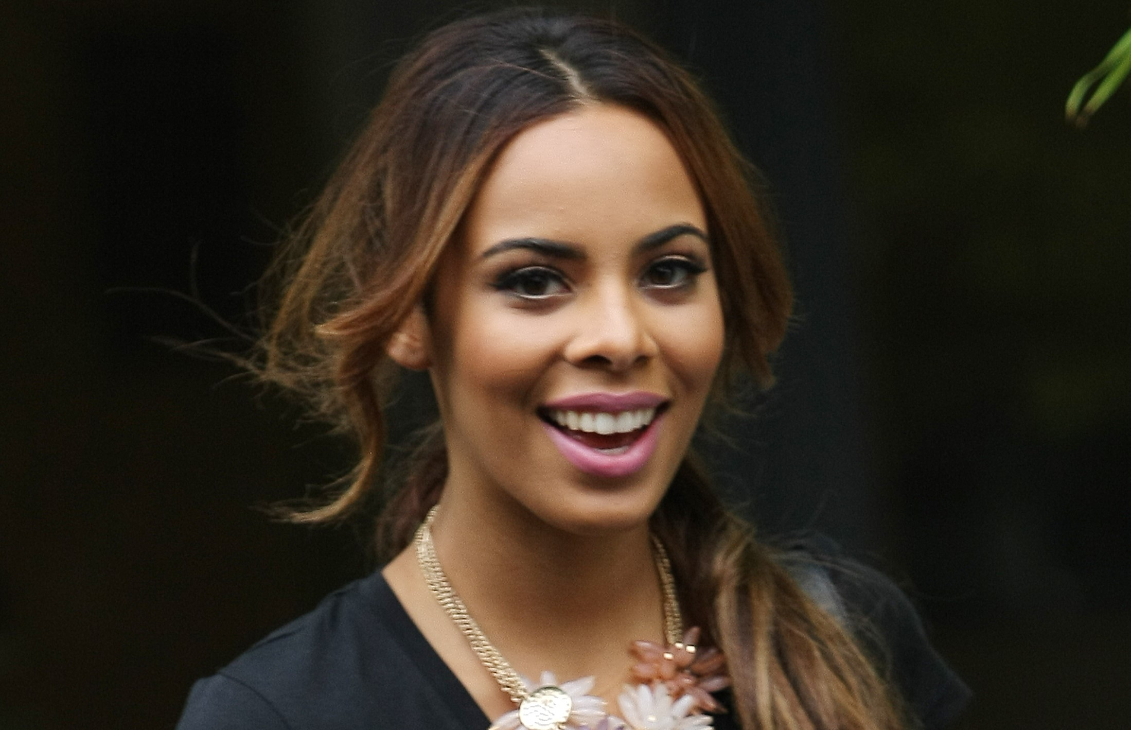 Pregnant Rochelle Humes eyeing up lavish £1.6k cot for her unborn son