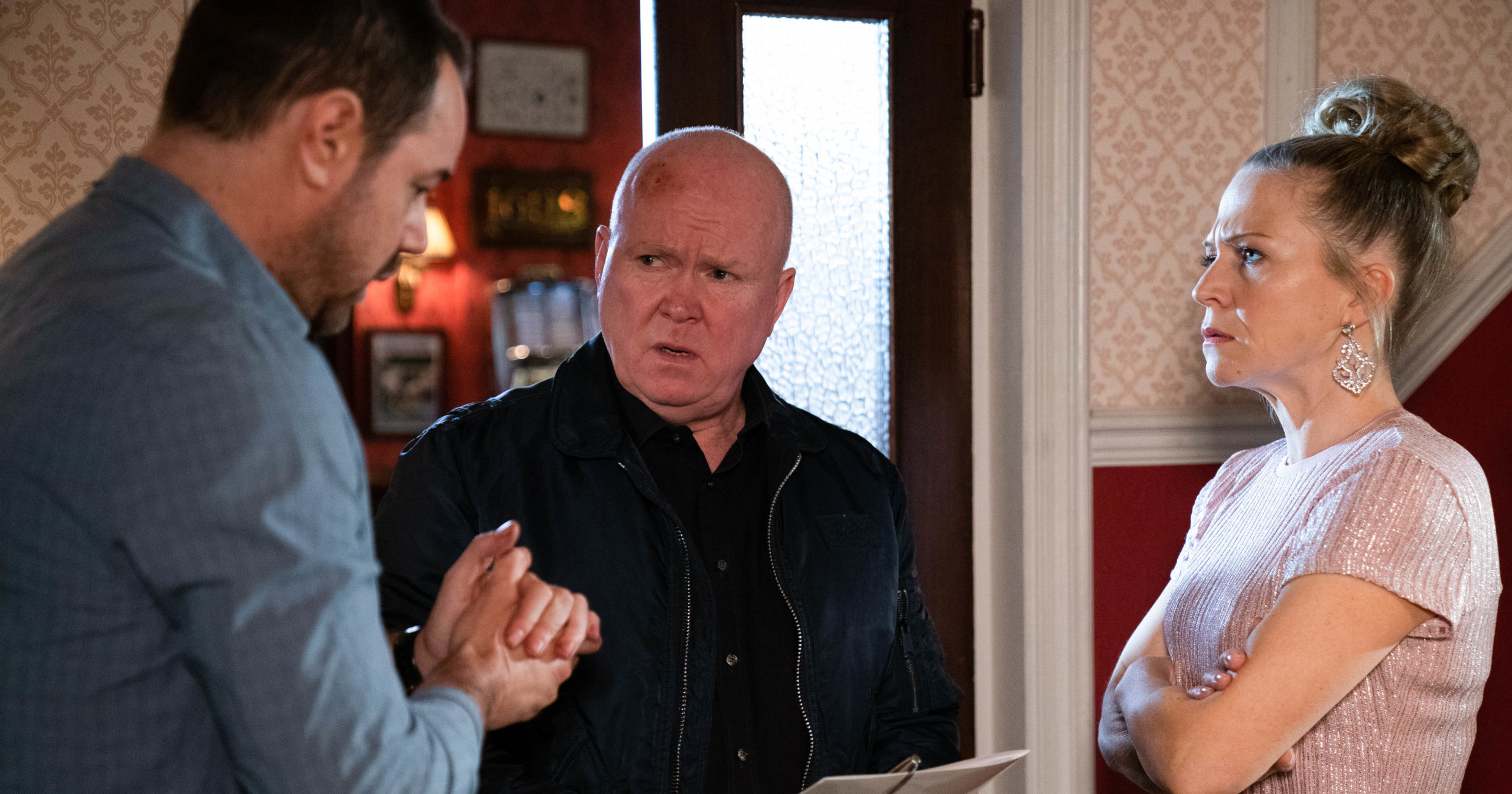 EastEnders SPOILERS: New owner of the Queen Vic will be revealed before soap ends