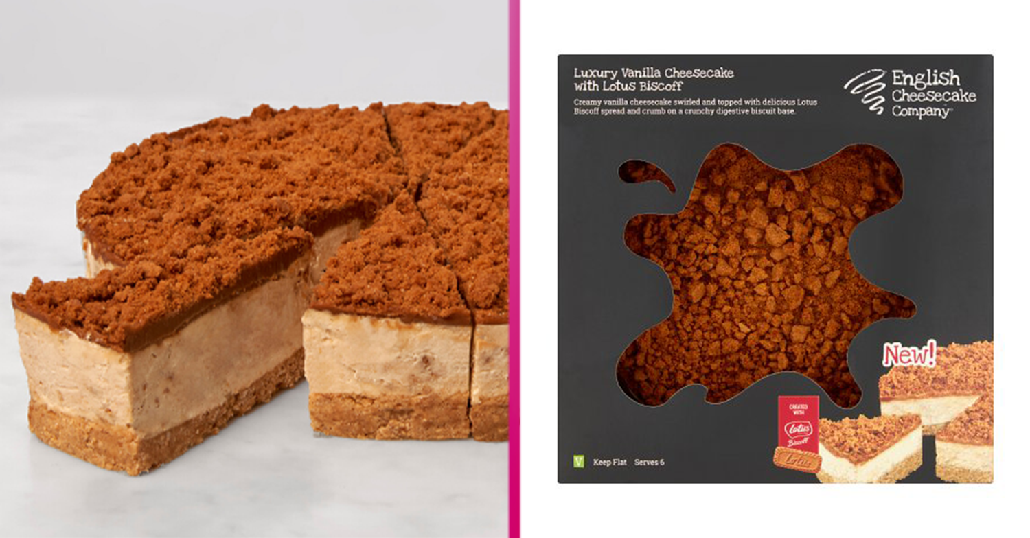 An entirely 'delicious' Biscoff cheesecake exists and fans say it's the 'best' they've 'ever eaten'