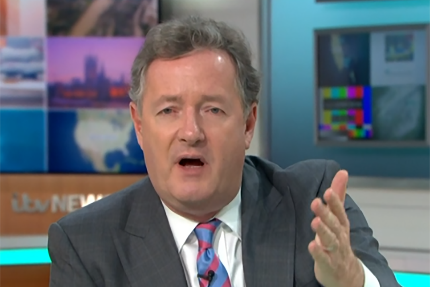 Piers Morgan rips into Government minister for 'disgraceful' response to free school meals plea