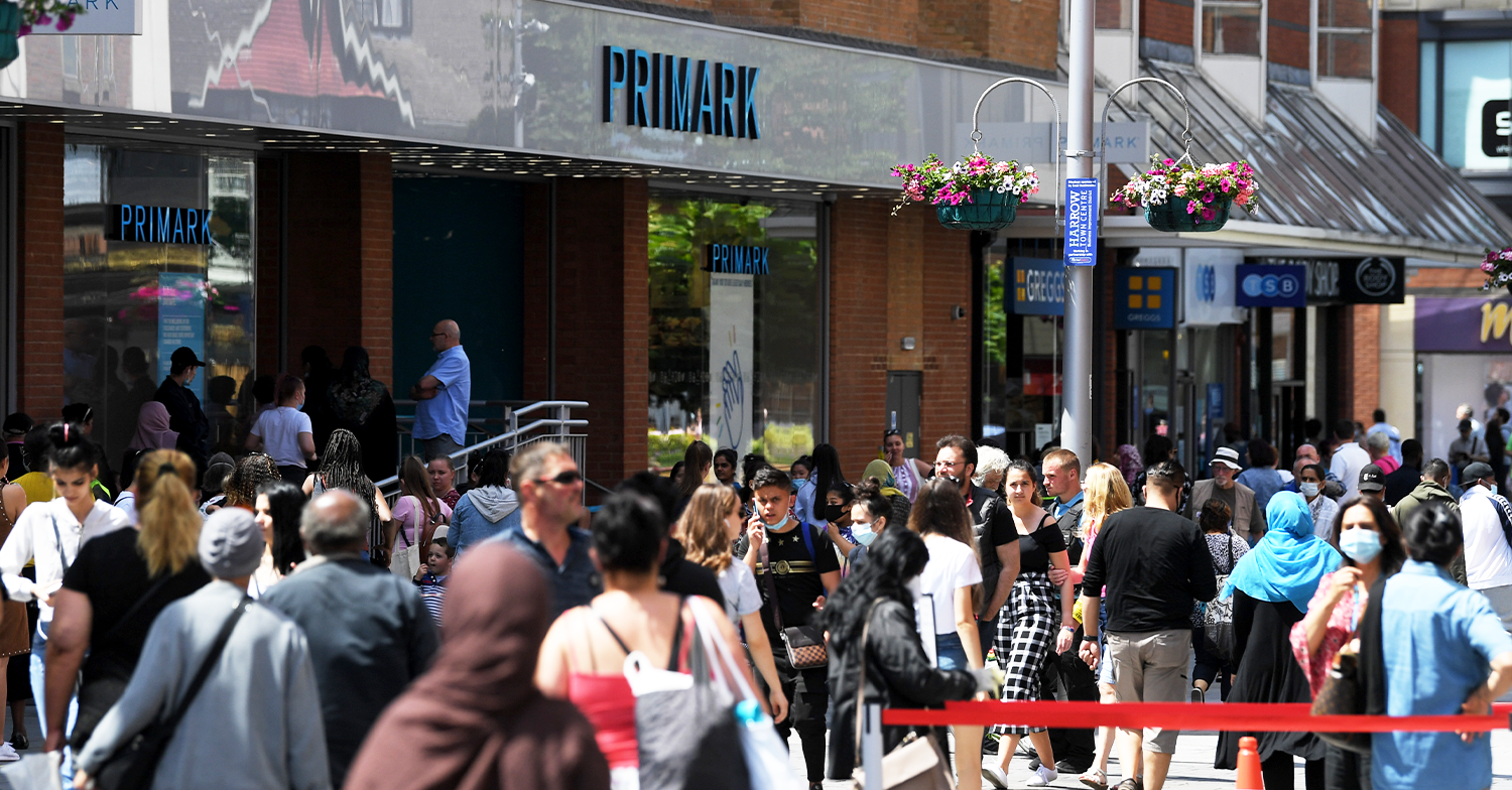 Primark employee reveals chaotic reopening day was 'hell'