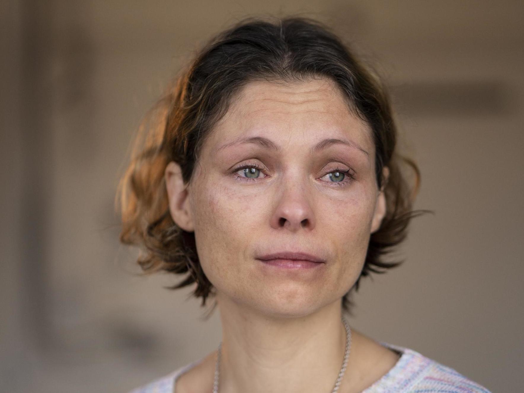 How was Dawn Sturgess exposed to Novichok? (Credit: BBC)