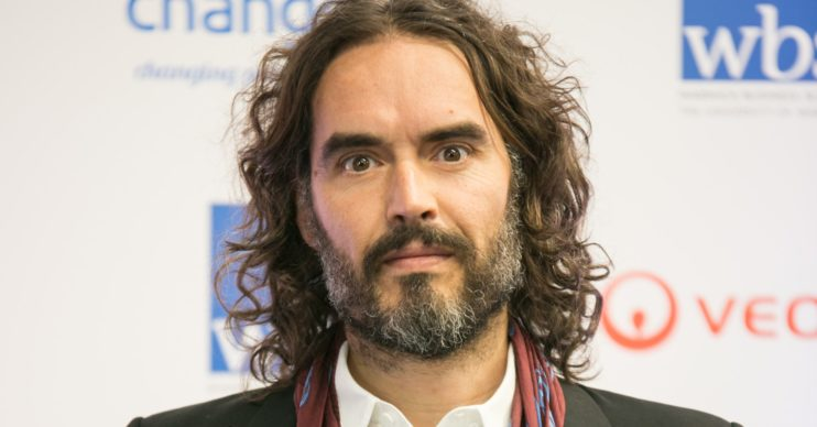 Russell Brand guest stars in Neighbours