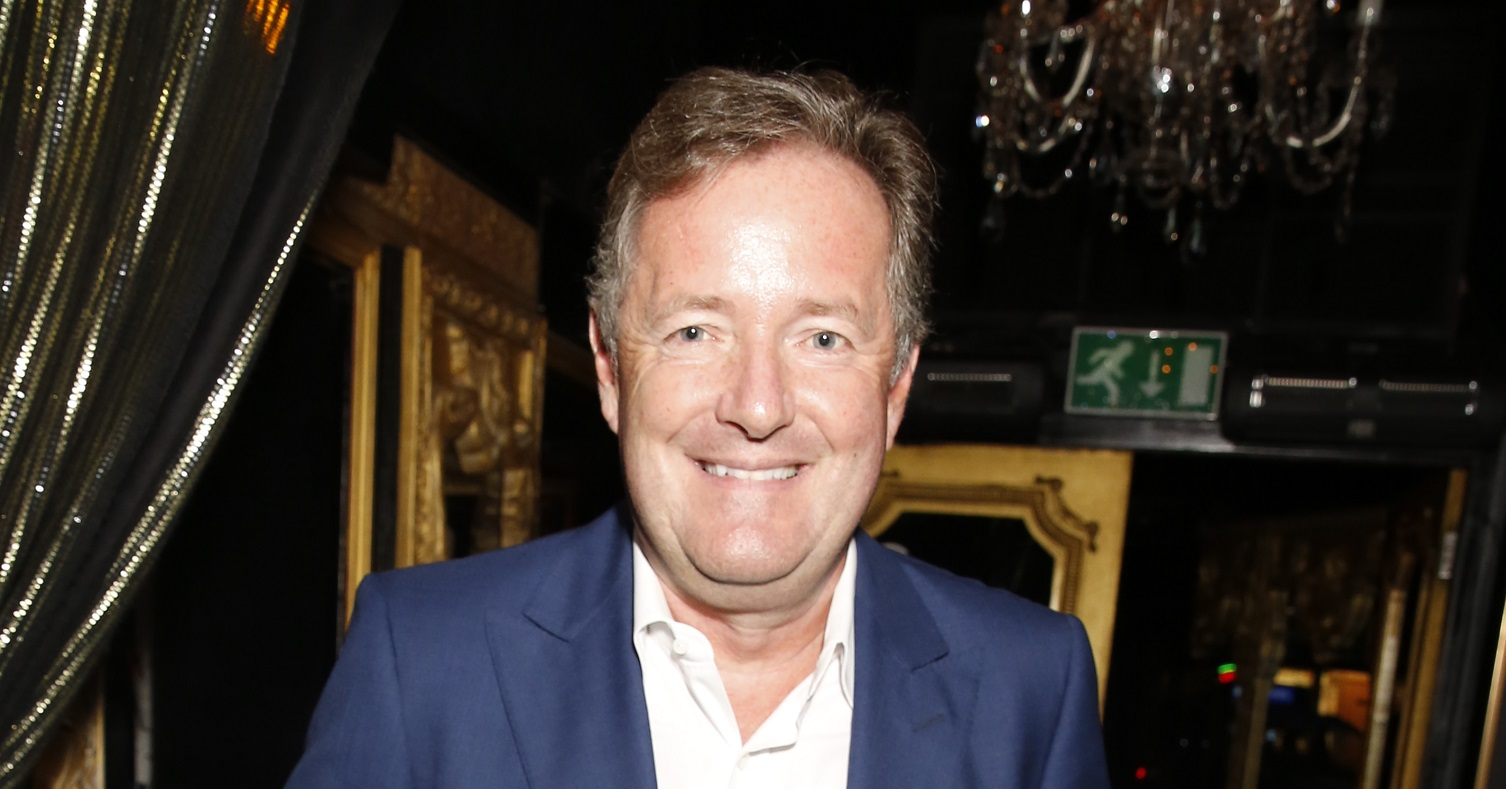Piers Morgan reveals his daughter Elise's adorable lockdown offer