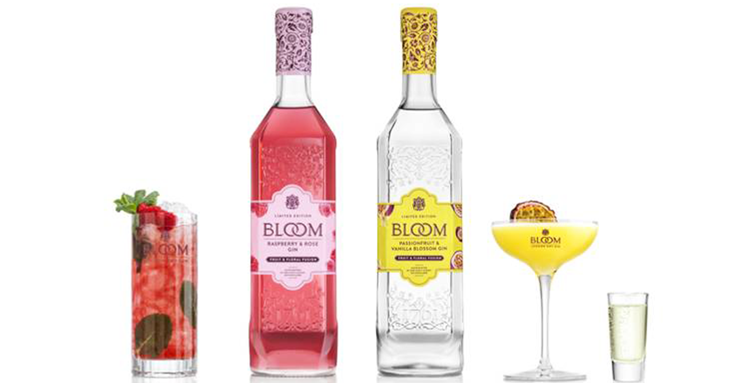 Tesco launches two new Bloom gins inspired by Brits' favourite cocktails