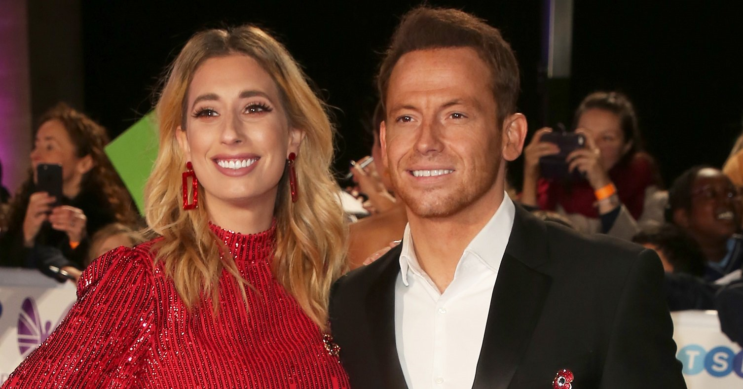 Stacey Solomon admits frustrating Joe Swash with annoying habit