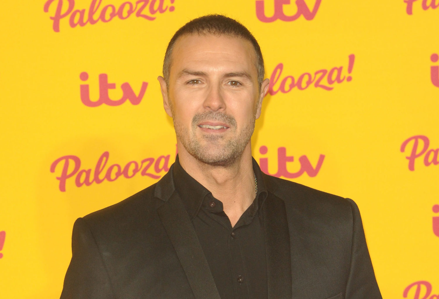 Paddy McGuinness returns to Top Gear just hours after Lamborghini car crash