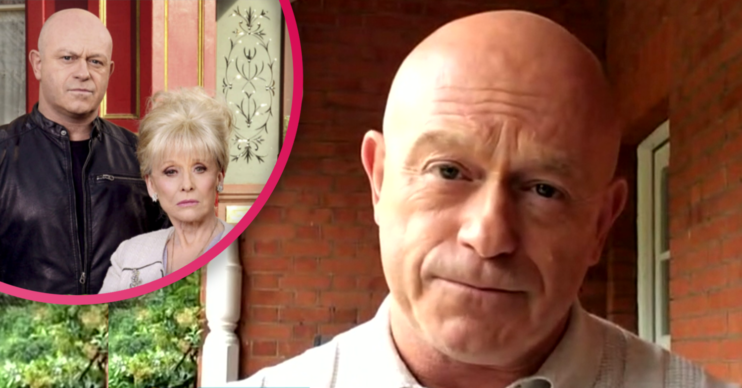 Ross Kemp Barbara Windsor Alzheimer's