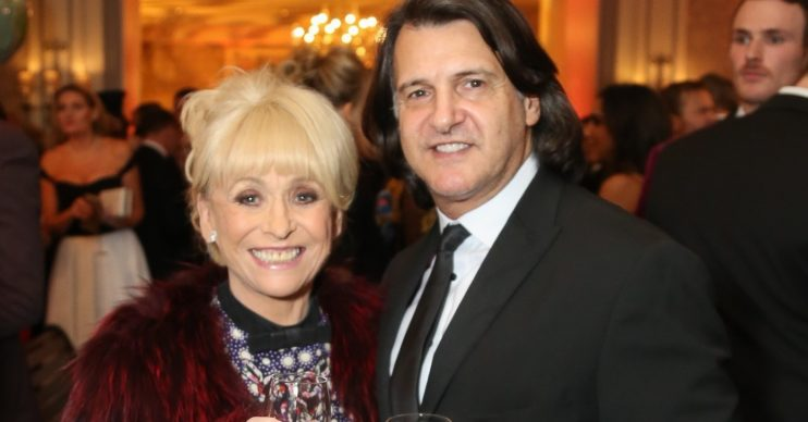 Barbara Windsor Alzheimer's Scott Mitchell SplashNews