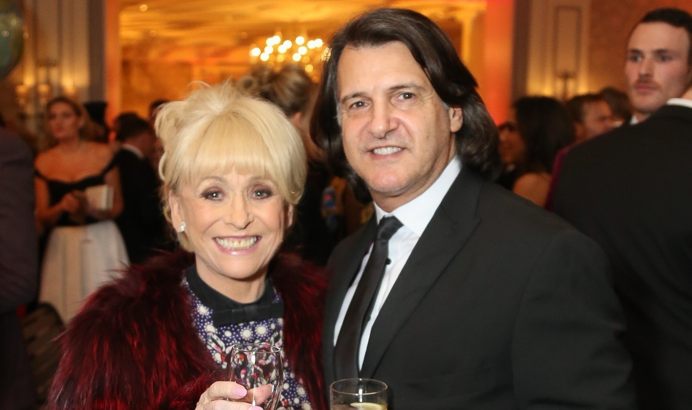 Barbara Windsor Alzheimer's Scott Mitchell SplashNews