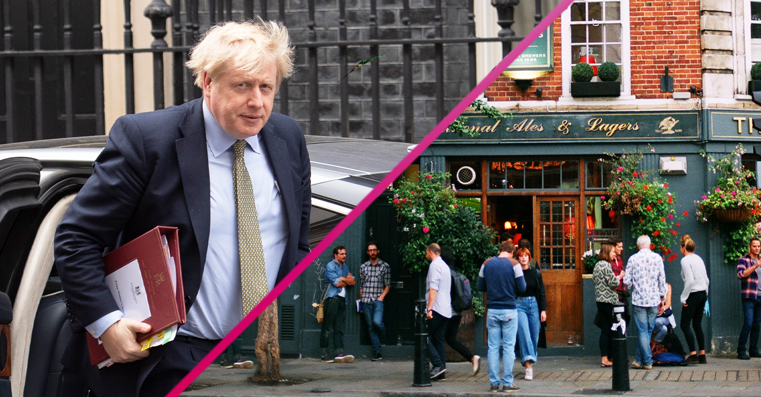 Thousands of pubs could close forever if Boris Johnson doesn't name reopening date by Friday